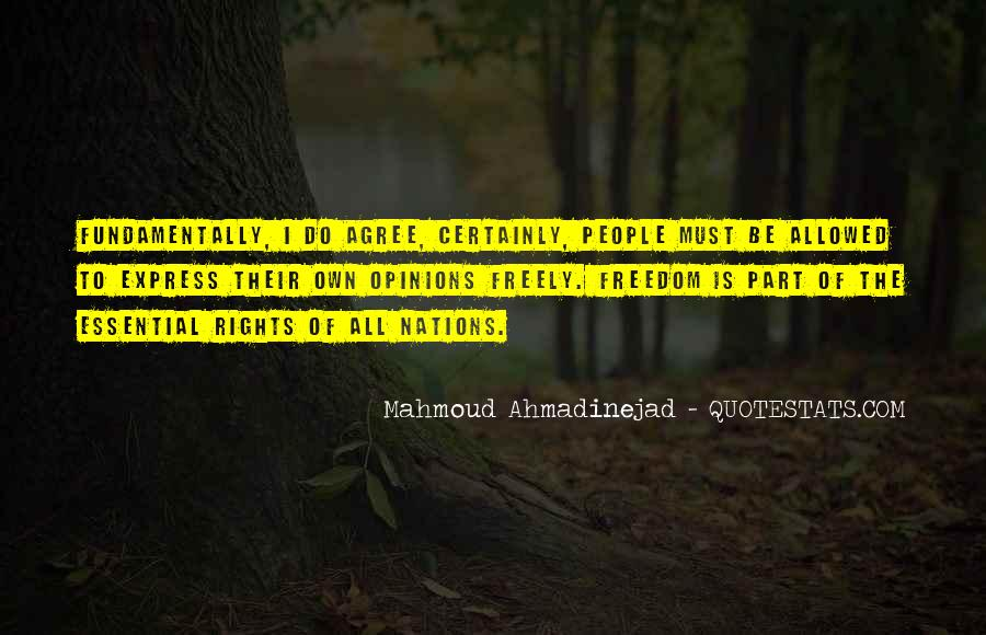 Mahmoud Ahmadinejad Quotes #1594607