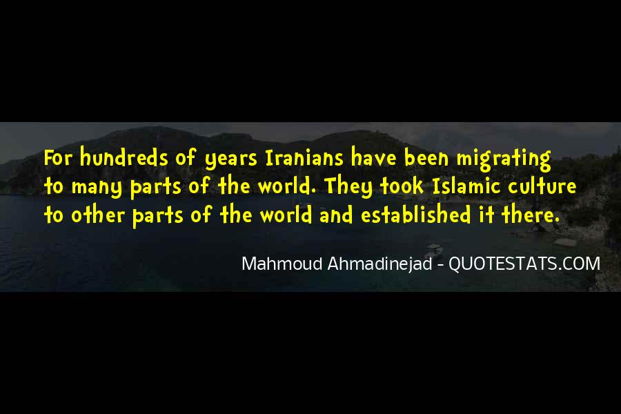 Mahmoud Ahmadinejad Quotes #1677963