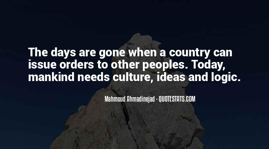 Mahmoud Ahmadinejad Quotes #1709970