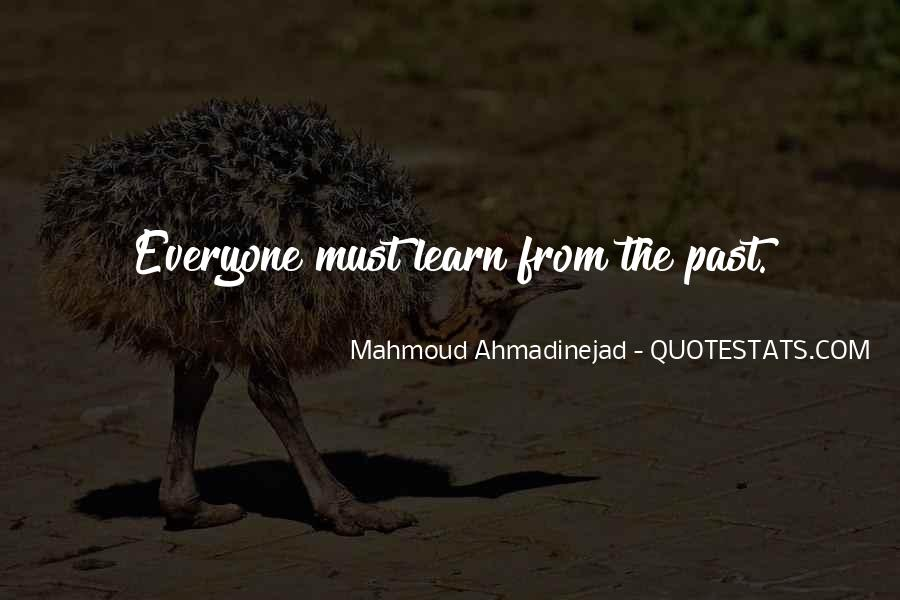 Mahmoud Ahmadinejad Quotes #592882