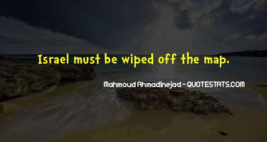 Mahmoud Ahmadinejad Quotes #631099