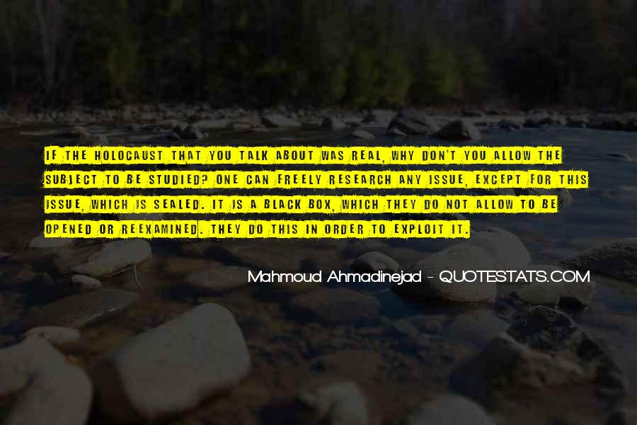 Mahmoud Ahmadinejad Quotes #845553