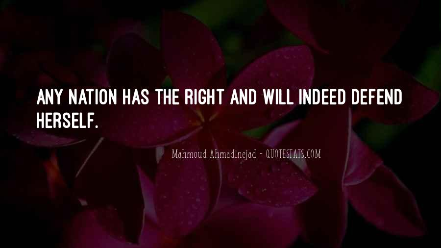 Mahmoud Ahmadinejad Quotes #975060