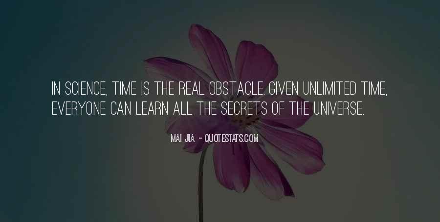 Mai Jia Quotes #79584