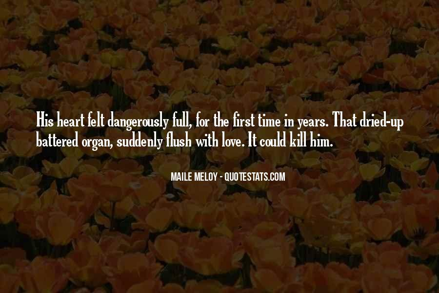 Maile Meloy Quotes #503091