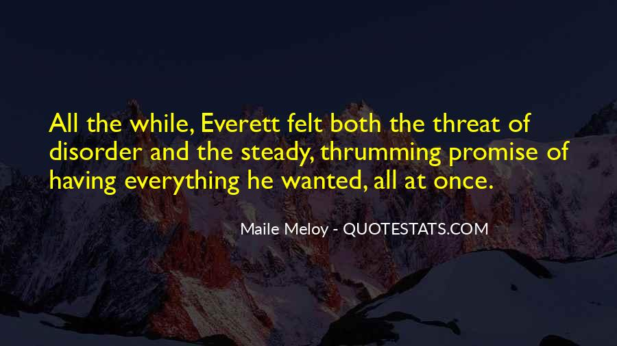 Maile Meloy Quotes #918850