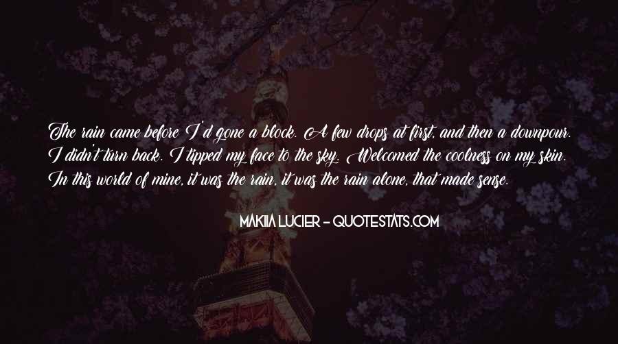Makiia Lucier Quotes #533398