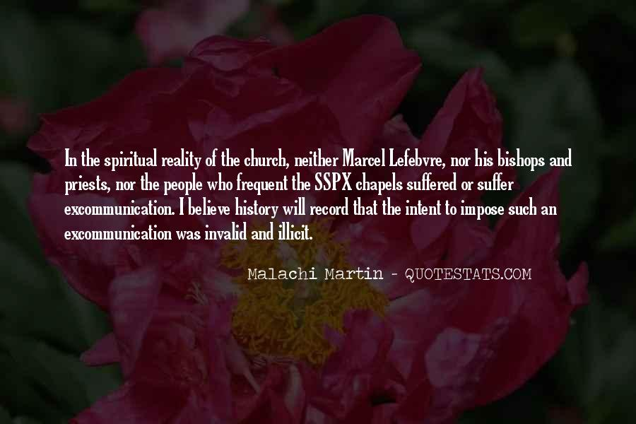 Malachi Martin Quotes #1704959