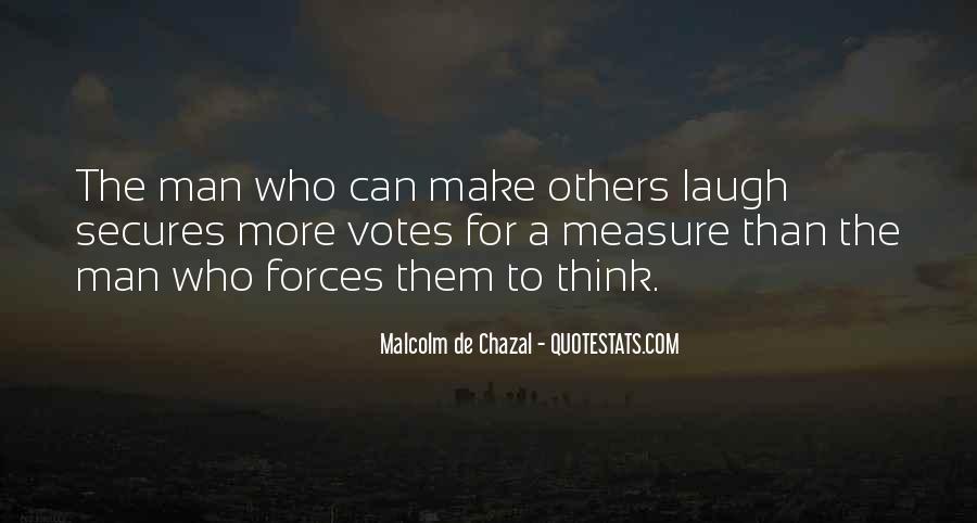 Malcolm De Chazal Quotes #1223648