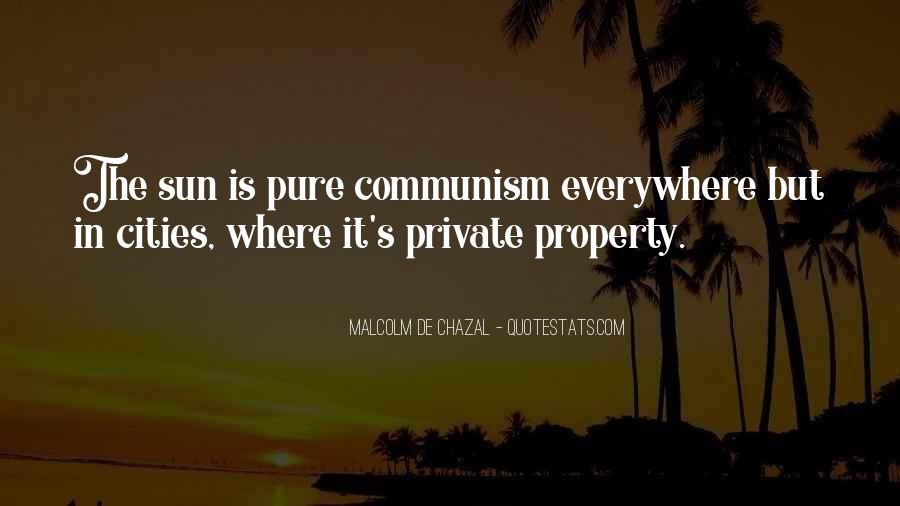 Malcolm De Chazal Quotes #427228