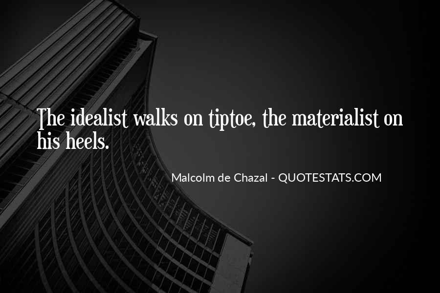 Malcolm De Chazal Quotes #476410