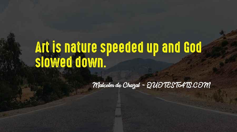 Malcolm De Chazal Quotes #676659