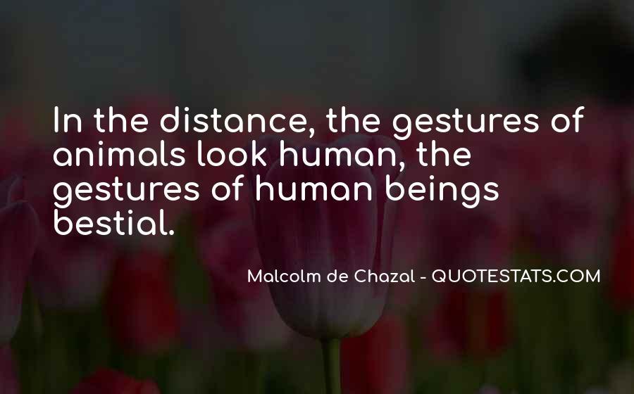 Malcolm De Chazal Quotes #780470