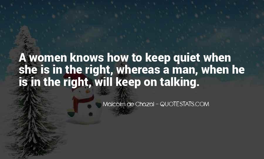 Malcolm De Chazal Quotes #936098