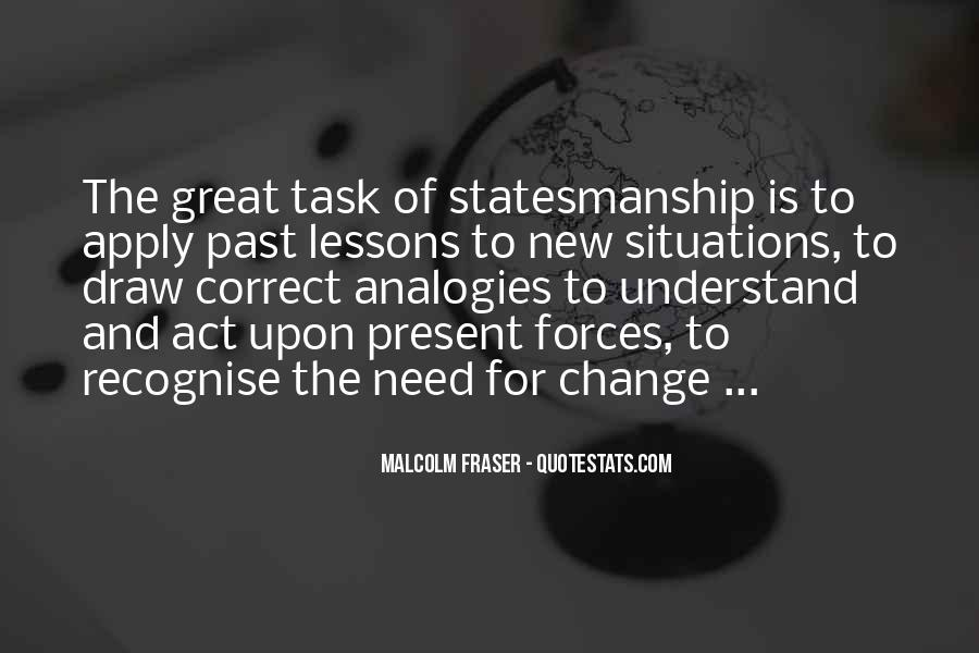 Malcolm Fraser Quotes #1082186
