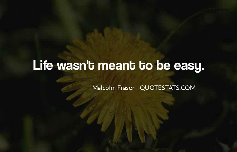 Malcolm Fraser Quotes #124490