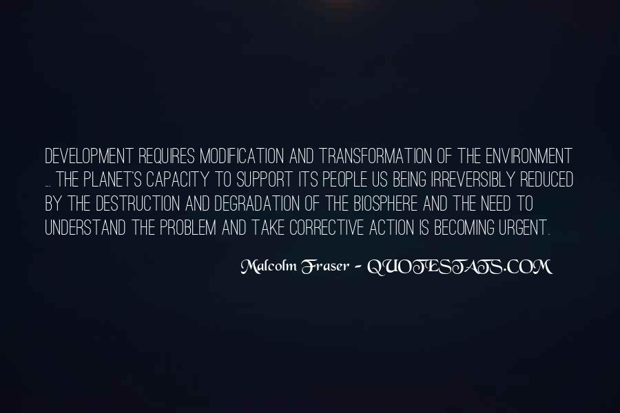 Malcolm Fraser Quotes #1246068