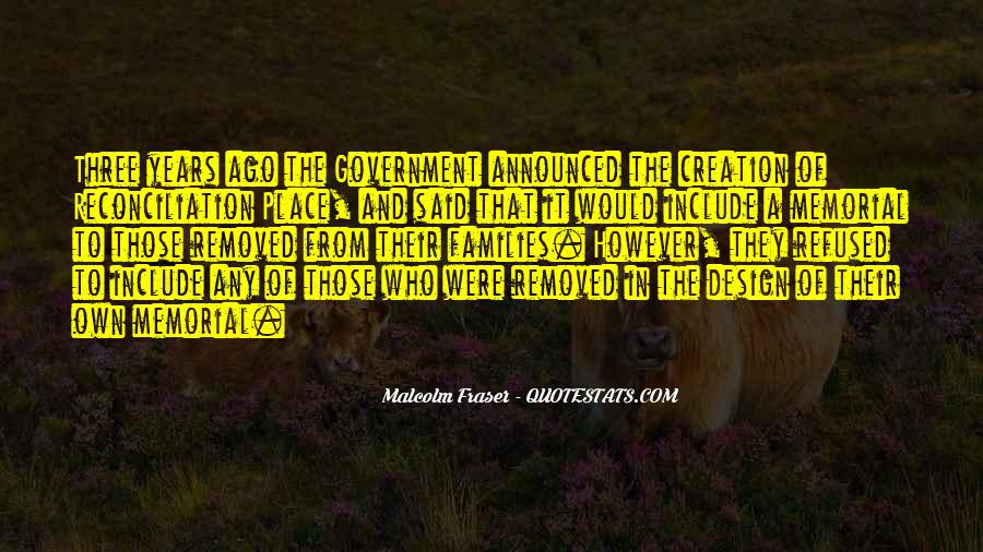 Malcolm Fraser Quotes #957791