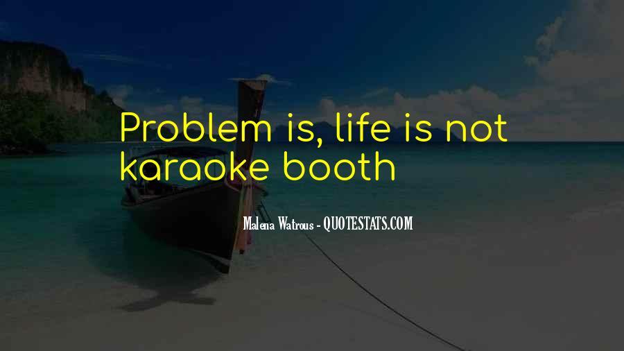 Malena Watrous Quotes #1230120