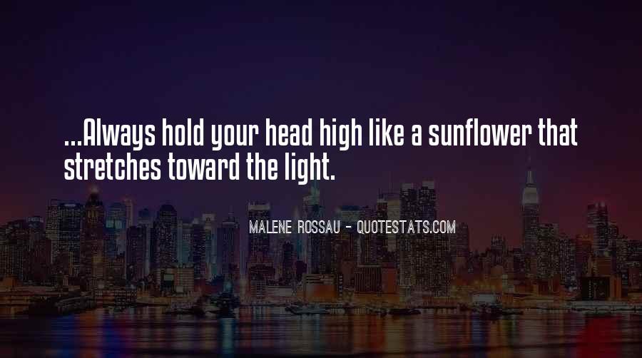 Malene Rossau Quotes #1620326