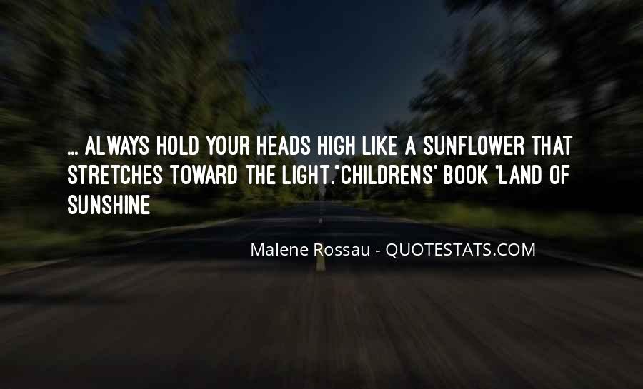 Malene Rossau Quotes #175496