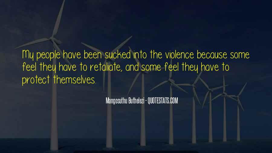 Mangosuthu Buthelezi Quotes #856761