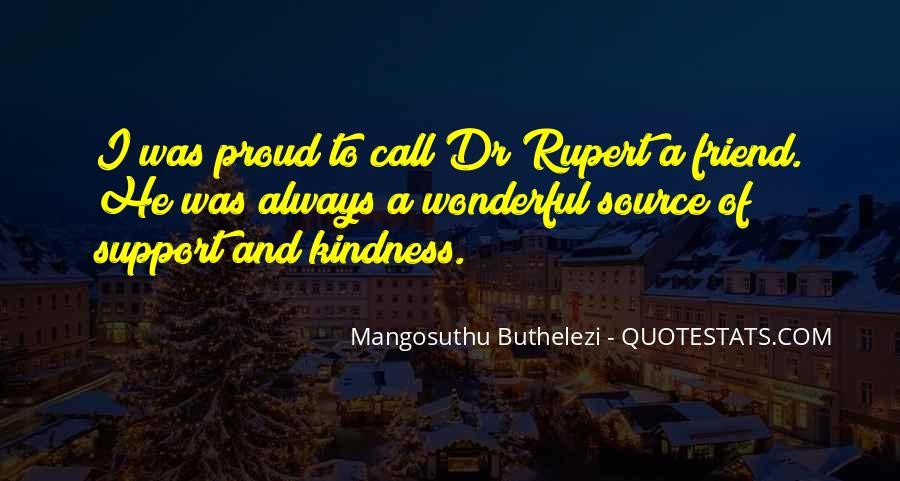 Mangosuthu Buthelezi Quotes #974557