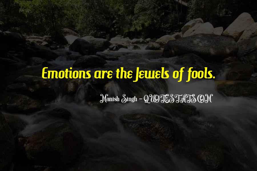 Manish Singh Quotes #20829