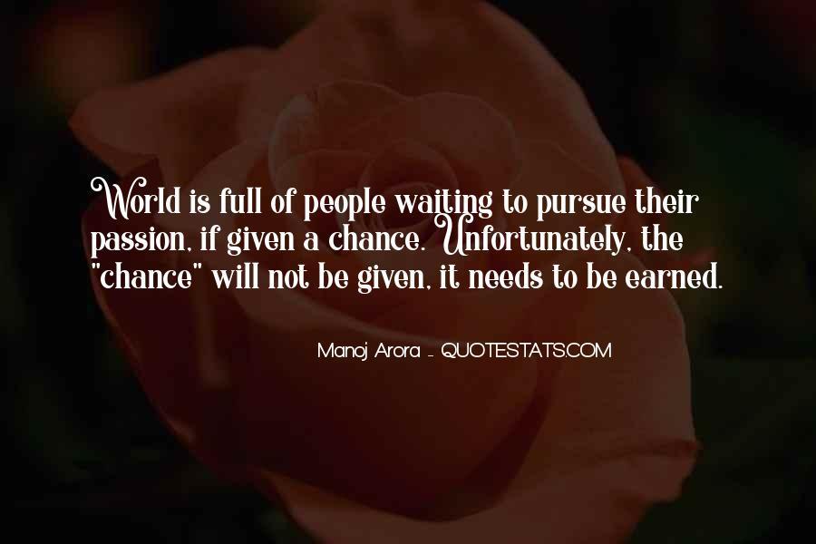 Manoj Arora Quotes #1027413