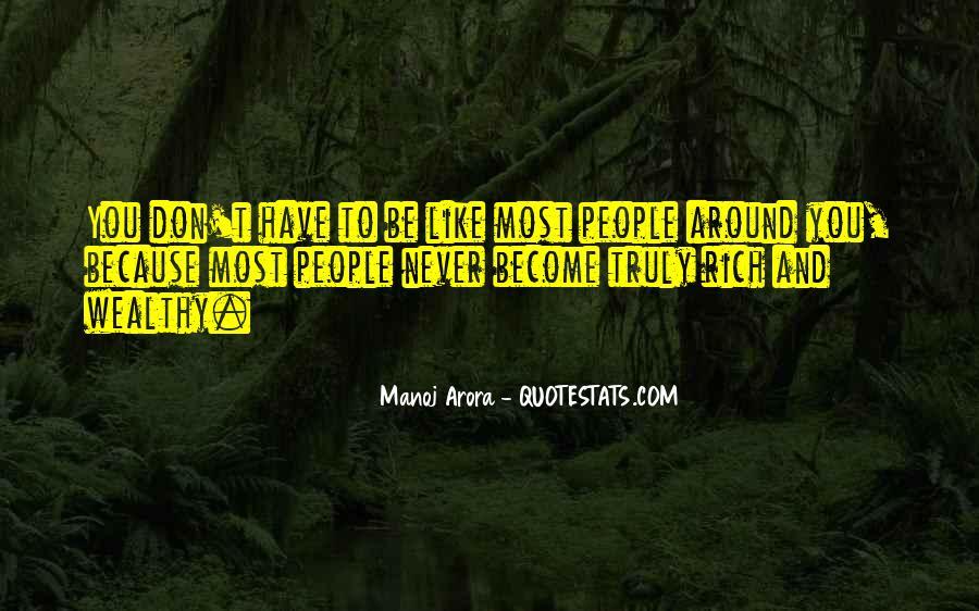 Manoj Arora Quotes #1270266