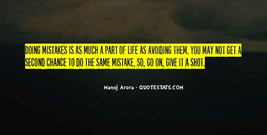 Manoj Arora Quotes #1364290