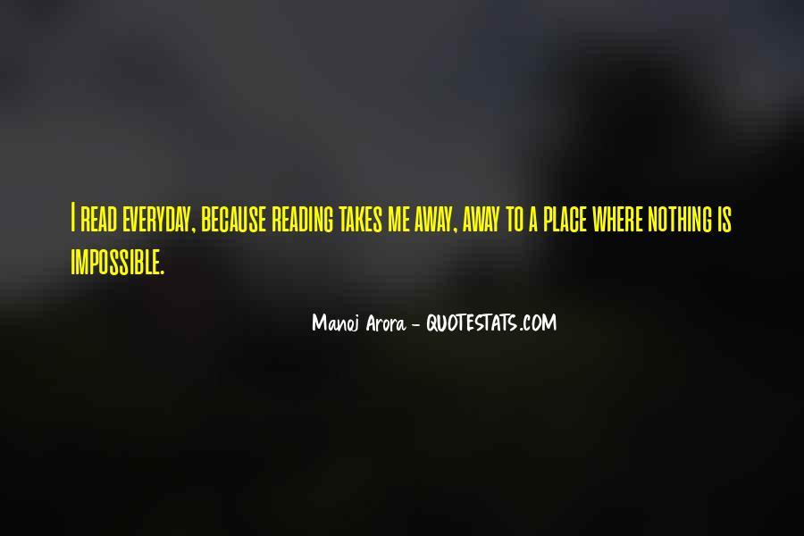 Manoj Arora Quotes #1549690