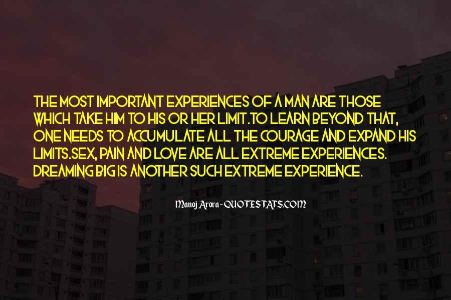 Manoj Arora Quotes #1618502