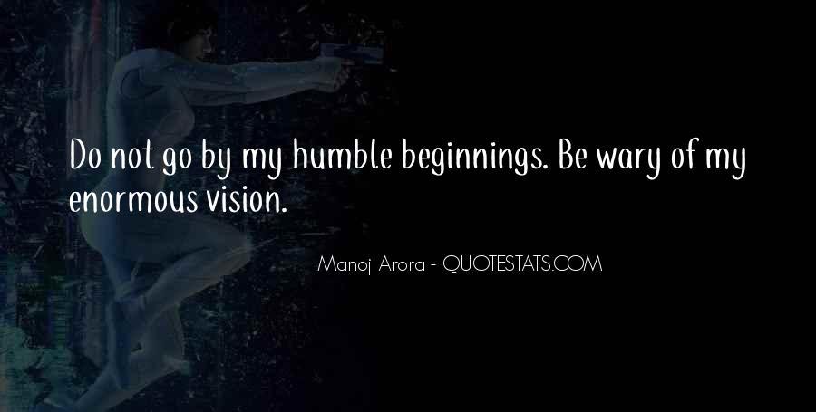 Manoj Arora Quotes #1774813