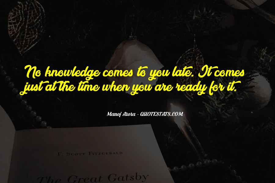 Manoj Arora Quotes #196110