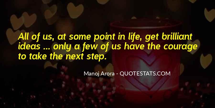 Manoj Arora Quotes #810990