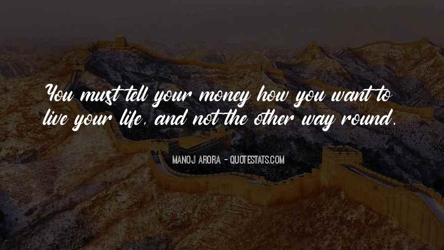 Manoj Arora Quotes #887615