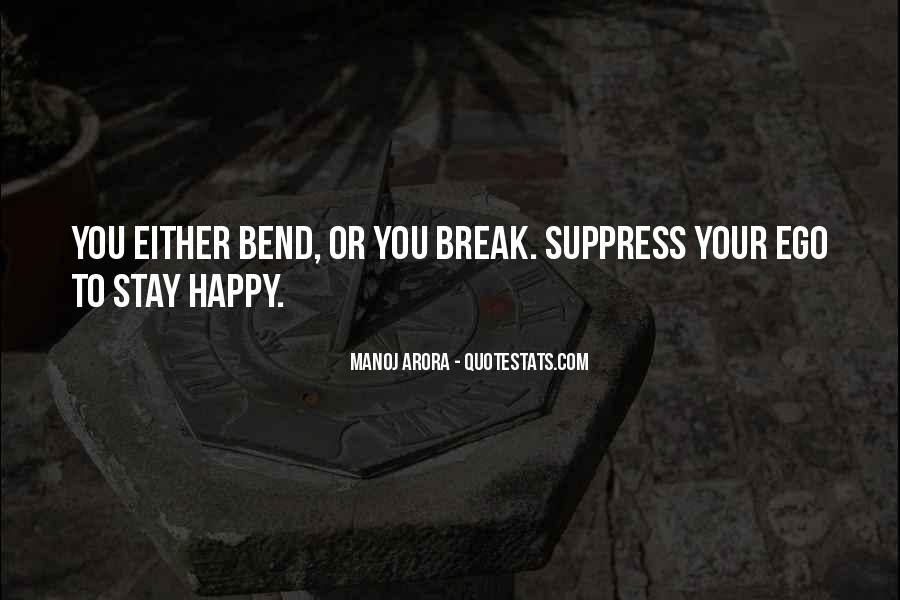 Manoj Arora Quotes #9609