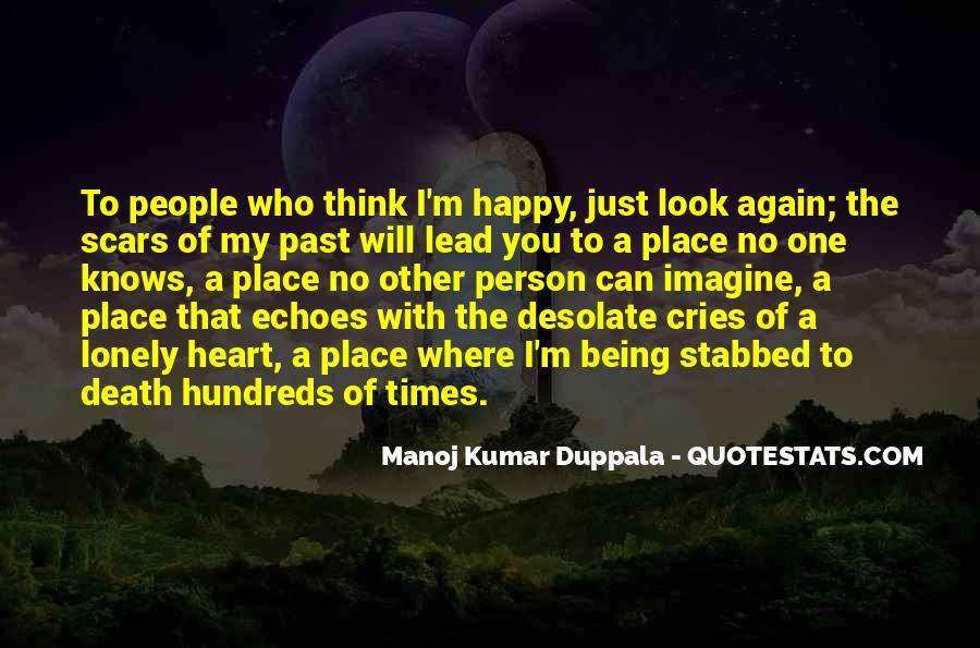 Manoj Kumar Duppala Quotes #182520