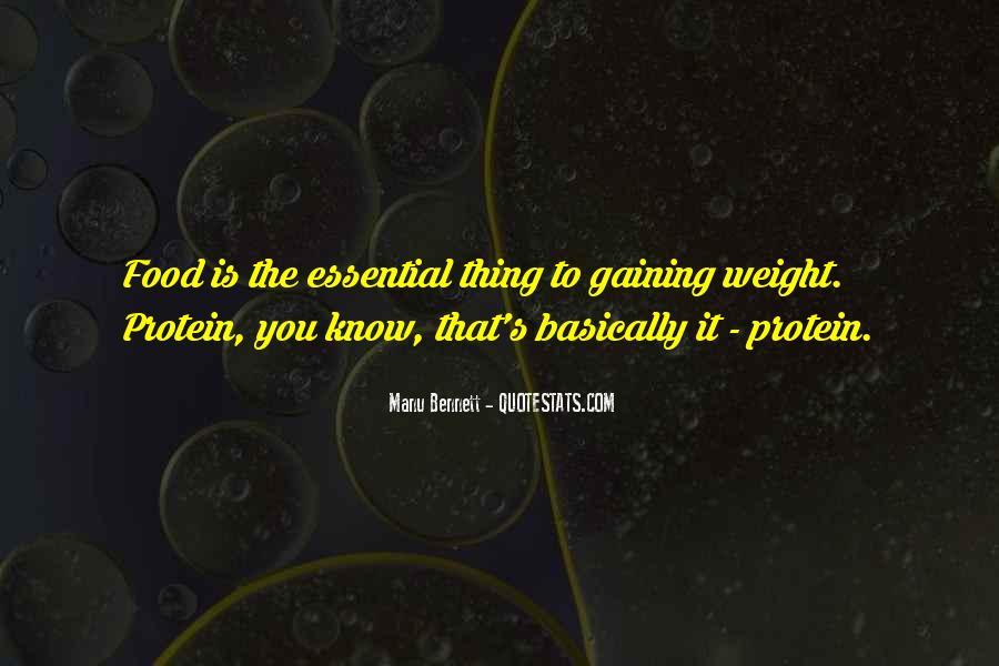 Manu Bennett Quotes #1318223