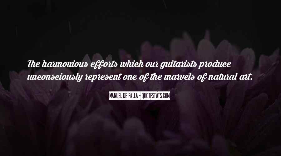Manuel De Falla Quotes #972146