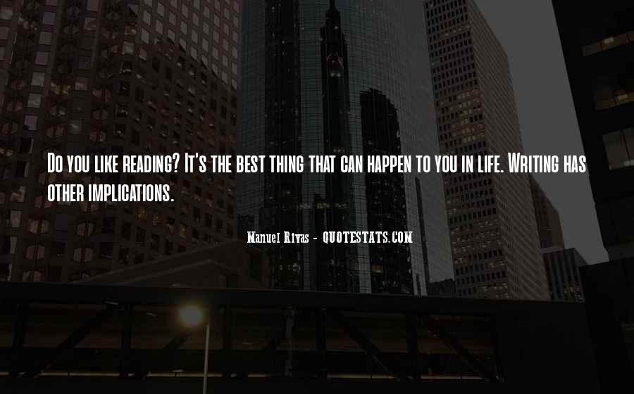 Manuel Rivas Quotes #1629005