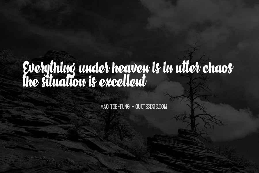 Mao Tse-tung Quotes #103862