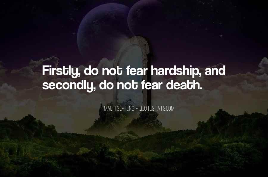 Mao Tse-tung Quotes #551486