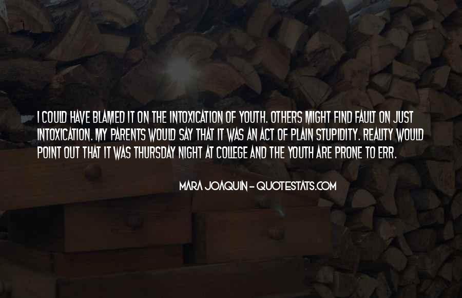 Mara Joaquin Quotes #26578