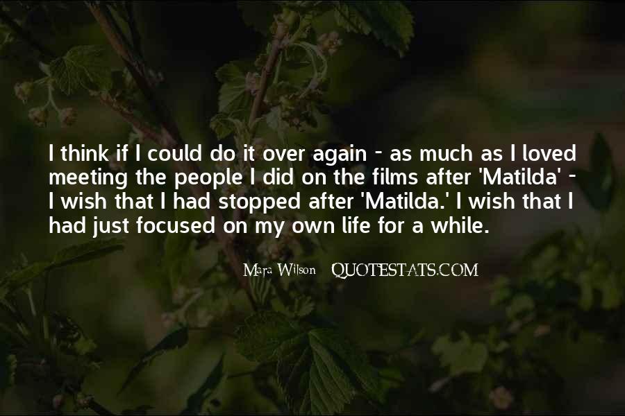 Mara Wilson Quotes #104845