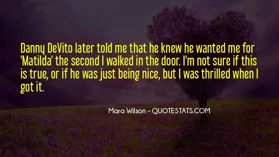 Mara Wilson Quotes #1103606