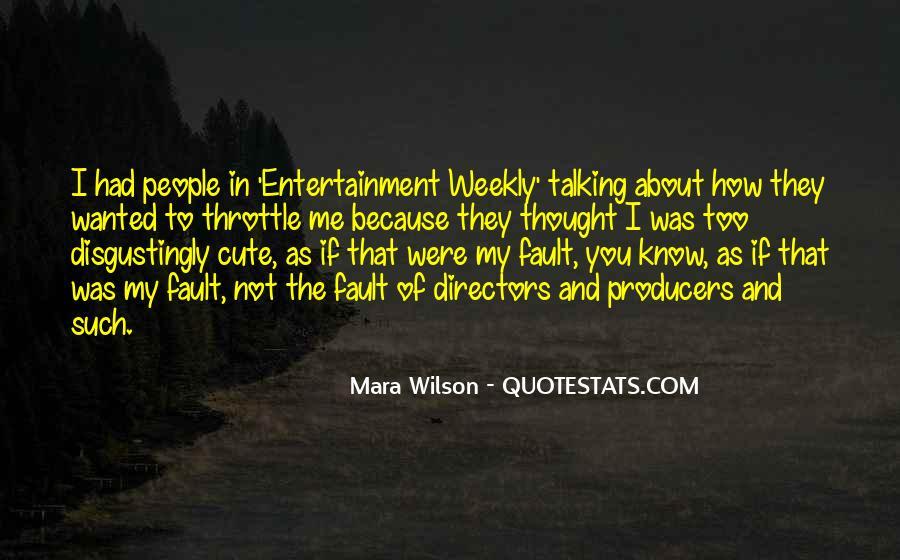 Mara Wilson Quotes #1328852