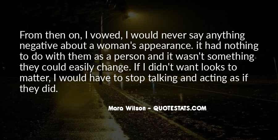 Mara Wilson Quotes #1582289