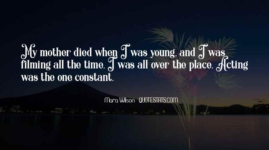 Mara Wilson Quotes #1665669
